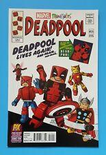 DEADPOOL #15 Minimates SDCC Previews Variant Edition Marvel Comics 2016
