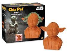 Star Wars Yoda Chia Pet Decorative Pottery Planter