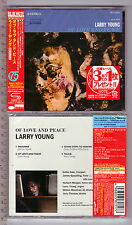 Larry Young , Of Love And Peace (CD, Album, Reissue, Remastered, SHM-CD)