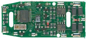 NCE 1.3-Amp Decoder -- SW9-SR - 3 EFX for Life-Like SW8, SW9, SW900 & SW1200