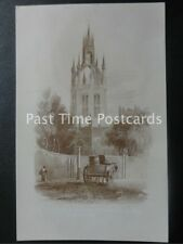 Newcastle upon Tyne GRAINGER STREET Old Vicars Pump 1829 inc Newspaper article