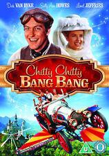 CHITTY CHITTY BANG BANG - DVD - REGION 2 UK