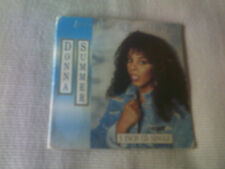 DONNA SUMMER - LOVE'S ABOUT TO CHANGE (MY HEART) - 3 INCH CD SINGLE - PWL