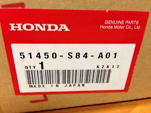 Genuine OEM Honda Acura 51450-S84-A01 Front Right Upper Control Arm Accord CL TL