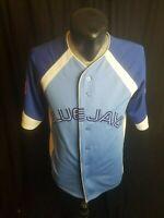 Aaron Hill Toronto Blue Jays MLB Jersey Sz Small