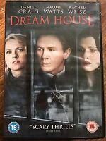 Sueño Casa DVD 2011 Terror Película de Cine con Daniel Craig