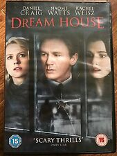 Daniel Craig Rachel Weisz DREAM HOUSE ~ 2011 Haunted Horror Thriller UK DVD