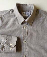 LEVI'S SHIRT CLASSIC FIT LONG SLEEVED SIZE L VGC