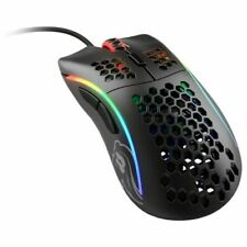 Glorious PC Gaming Race Model D gaming mouse - black, matte