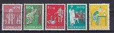 """Niederlande 1959 postfrisch MiNr. 739-743  """"Voor het Kind"""""""