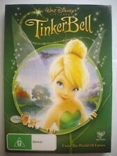 Disney TINKER BELL DVD - GC