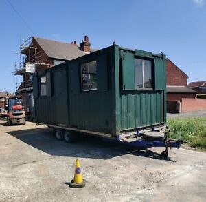 20ft shipping container Trailer