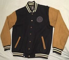 L-R-G Lifted Research Group LRG Varsity Letterman Jacket Size L EUC