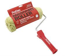 "ProDec 9"" Inch Masonry Roller Sleeve & Frame Brickwork Paint Roller (PRRF006)"
