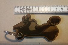 Keyring fob Honda CN250 leather
