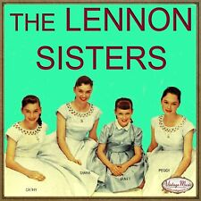 THE LENNON SISTERS CD Vintage Music // 40s 50s 60s Oldies Doo Wop Soul