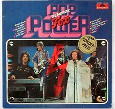 Fox - Pop Power (2459 302) German LP, polydor 1975