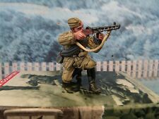 King & Country  WWII Russian Ost-front KNEELING FIRING  RA43