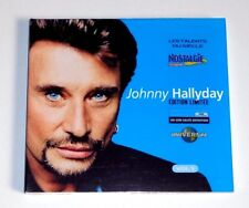 RARE CD ALBUM DIGIPACK / JOHNNY HALLYDAY - VOL.1 / NEUF SEALED . EDITION LIMITEE
