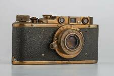 Zorki cámara con lente Leitz Elmar 50mm f3, 5 SHP 42848