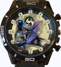 Batman Vs Joker New Gt Series Sports Unisex Gift Wrist Watch