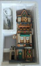 Heritage Village Dept 56 Christmas City The Doctors Office #5544-1