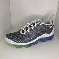 Nike Air Vapormax Shoes Plus Y2K Aluminum Grid 924453-105 Mens Size 9