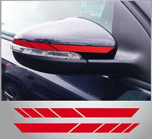Specchietto Laterale Adesivo Proprio Per VW Golf 6, Tutti Modelli, Set 2 Pezzo