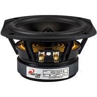 "Dayton Audio RS150T-8 6"" Reference Woofer Truncated Frame"