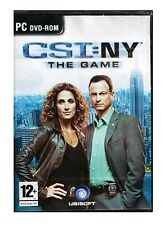 CSI: NY - The Game - PC Game - Video Game