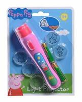 Simba 109262386 Peppa Pig Light Projector - kids toy - project unique images