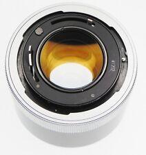 Canon FD 2X-B Tele-Converter #49858