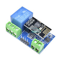 ESP8266 5V 10A DC 7-30V Network Relay WIFI Module for Smart Home Automation
