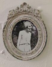 Ovale Deko-Bilderrahmen im Antik-Stil