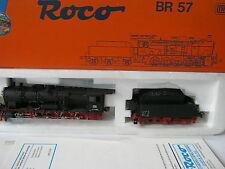 Roco HO 04116 A Dampf Lok / Schlepp -Tenderlok BR 57 3468 DB (RG/BU/003-69S9/1)