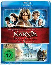 DIE CHRONIKEN VON NARNIA: PRINZ KASPIAN VON NARNIA (Blu-ray Disc) NEU+OVP
