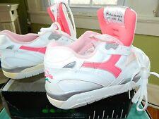 diadora Tennis Shoes / Capriati Elite W 11600 / US size: 10 / Korea / Deadstock