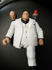 Marvel Legends Hasbro BAF Kingpin with Shadow King Head. Not complete.