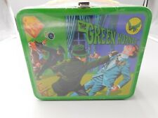 VINTAGE RARE REPLICA OF THE VINTAGE GREEN HORNET METAL LUNCHBOX BY GWHIZ NEW NOS