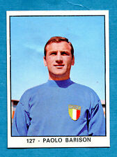 [GCG] CAMPIONI DELLO SPORT 1966/67 - Figurina/Sticker n. 127 - P. BARISON -Rec