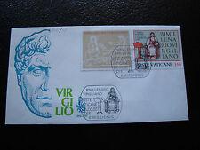 VATICAN - enveloppe 1er jour 23/4/1981 (cy32)