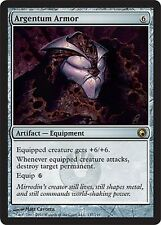 Armatura di Argentum - Argentum Armor MTG MAGIC SoM Scars of Mirrodin English