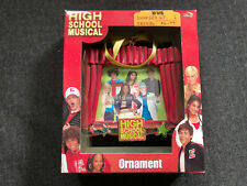 Disney High School Musical Ornament w/ Box Unopened Photo Picture Frame nos
