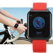 Smart Watch Bracelet Real-Time Heart Rate Calories Monitor Fitness Sport Monitor
