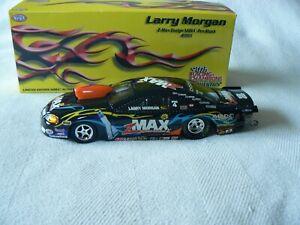 LARRY MORGAN 2005 1/24 ZMAX DODGE STATUS PRO STOCK