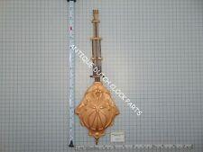 ART NOUVEAU PENDULUM FOR GERMAN REGULATOR OR BALCONY CLOCK