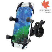 Bike Motorcycle Cell Phone Mount Holder- for Any Smartphone & GPS - Universal...