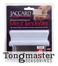 Jaccard Super 3 Meat Tenderizer 48 Stainless Steel Blades Tenderiser