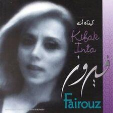 FAIRUZ - KIFAK INTA NEW CD