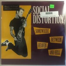 Social Distortion - Somewhere Between Heaven and Hell LP NEW 180g Music on Vinyl